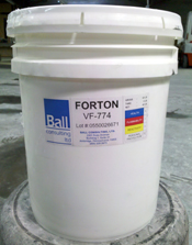 Forton VF774 GFRC polymer from Ball Consulting