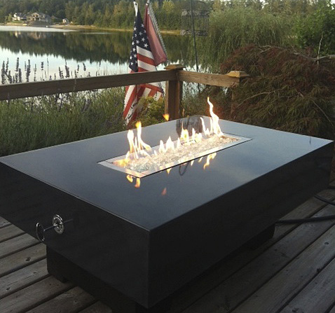 Fire Table by SAK Designs