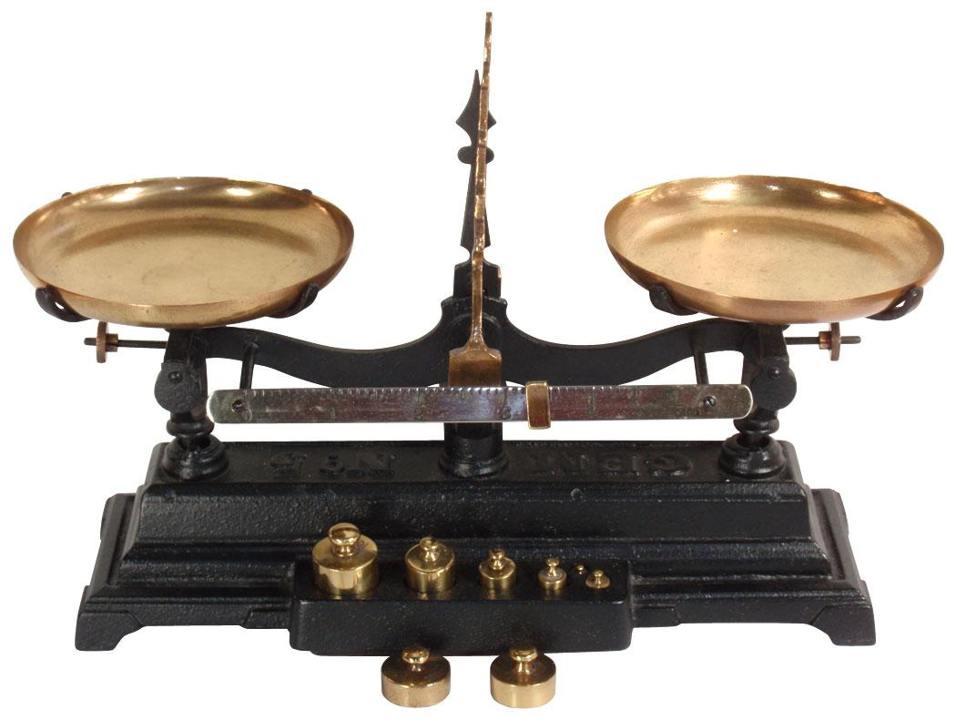 lovely Kitchen Weighing Scales With Weights #7: mechanical balance Counting Scale calibration