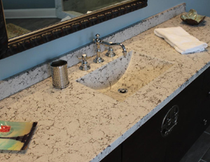 Rock Solid Concrete Artisans sink