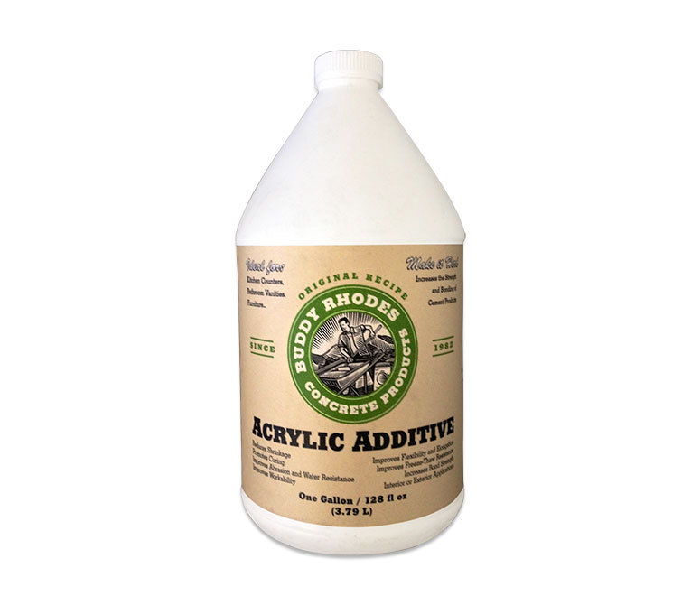 Buddy Rhodes Acrylic Additive bonding agent for grout