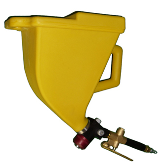 GFRC backer sprayer