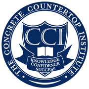 The Concrete Countertop Institute logo