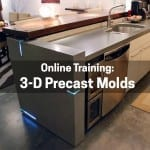 Online Training: 3-Dimensional Precast Molds & Ramp Sinks