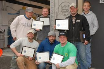 5-Day Ultimate Concrete Countertop Training