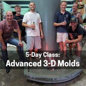advanced 3d concrete countertop molds