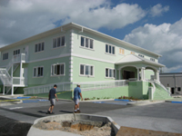 Thompson Shipping building Grand Cayman