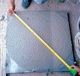 Self consolidating concrete astm testing
