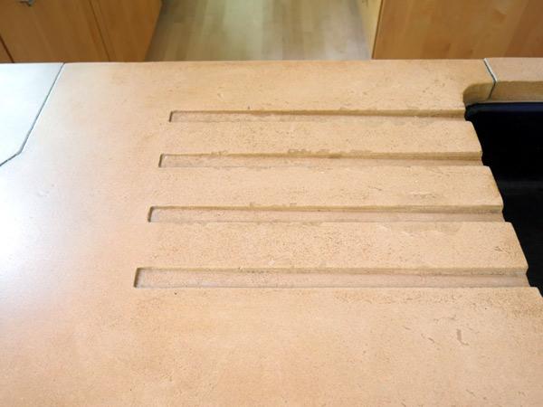 concrete slab shifted