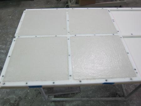 casting-test-panel-for-GFRC-flexural-testing-2