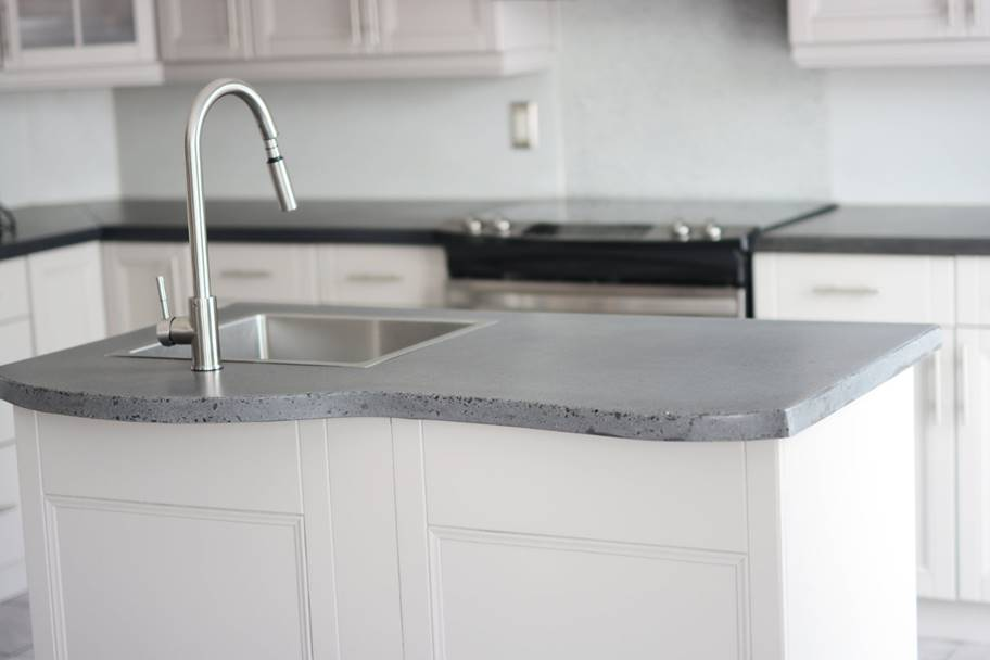How To Effectively Concrete Countertops Homeowners