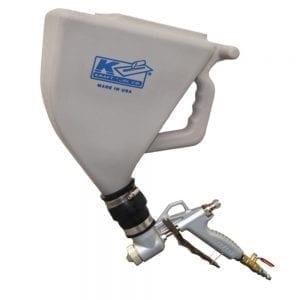 Kraft EZY Deck Pro hopper gun
